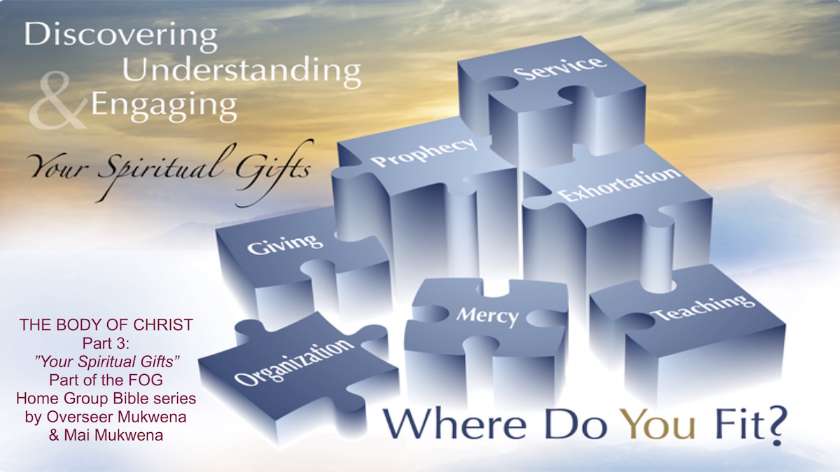 Discovering your gifts and your fit in the body of christ negle Image collections
